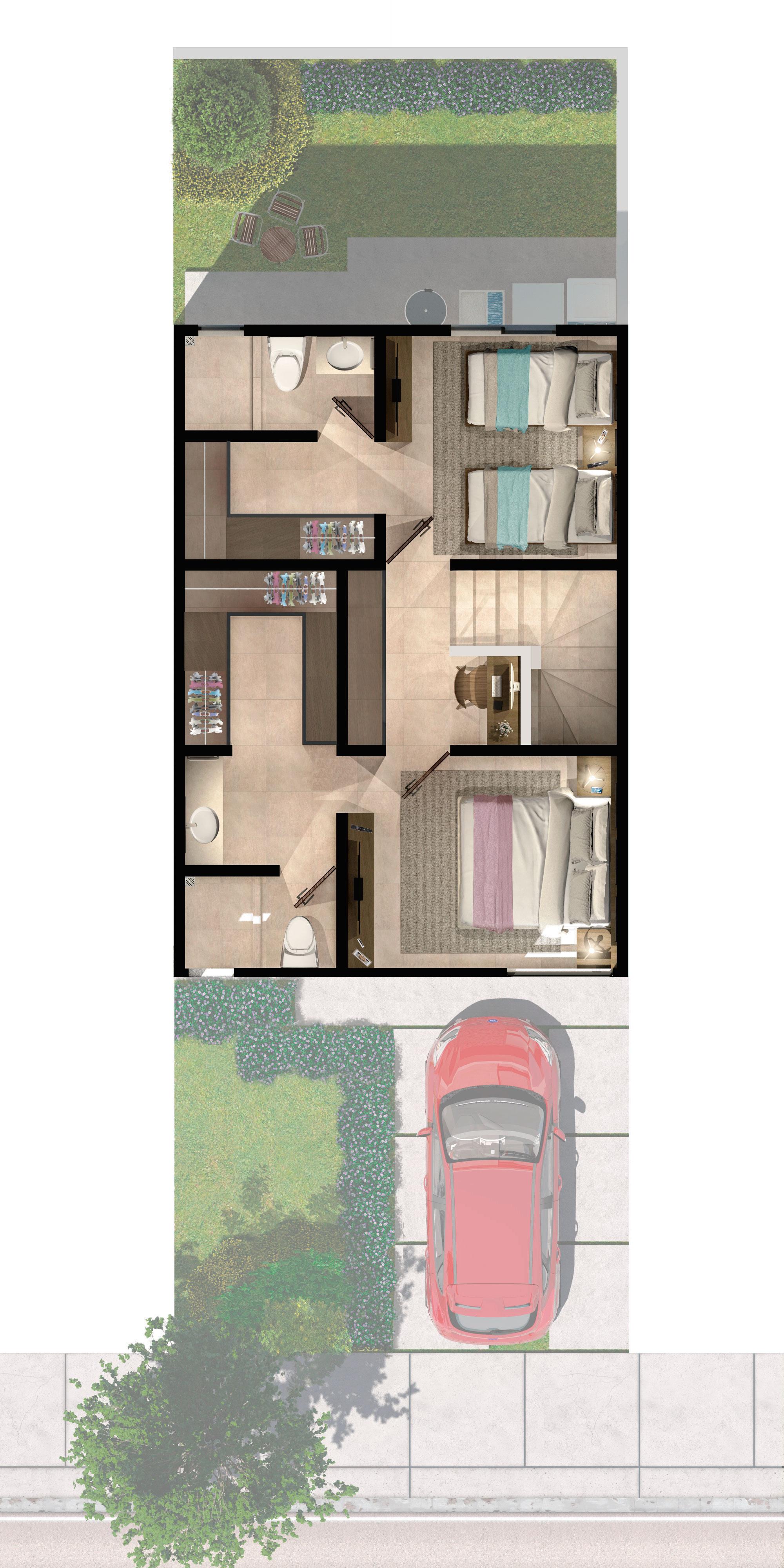 Casas En Quer Taro Modelo Vela